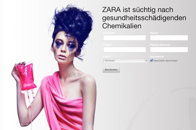 Detox Zara